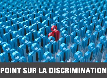 discrimination dans l'entreprise
