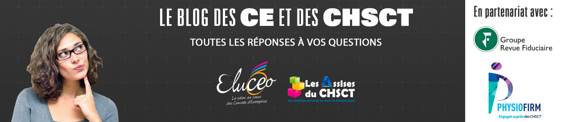 Blog des Comités d'Entreprise et des CHSCT