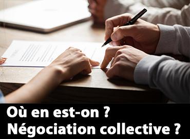 negociation collective